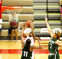Lady Tigers vs. Poteet Basketball Nov 23
